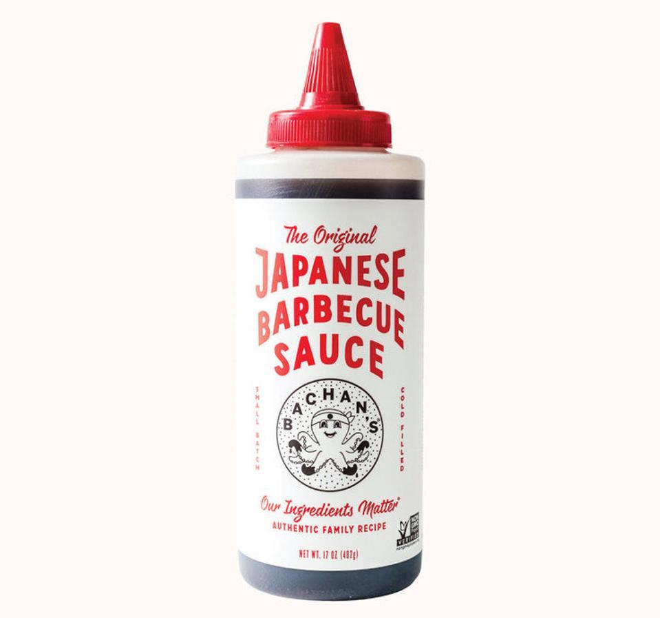 Bachan's Japanese Barbecue Sauce teriyaki