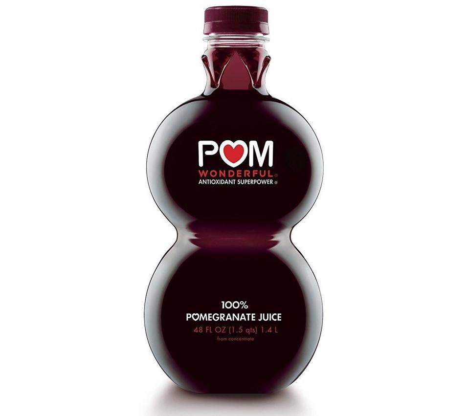 POM Wonderful 100% Pomegranate Juice antioxidant superpower