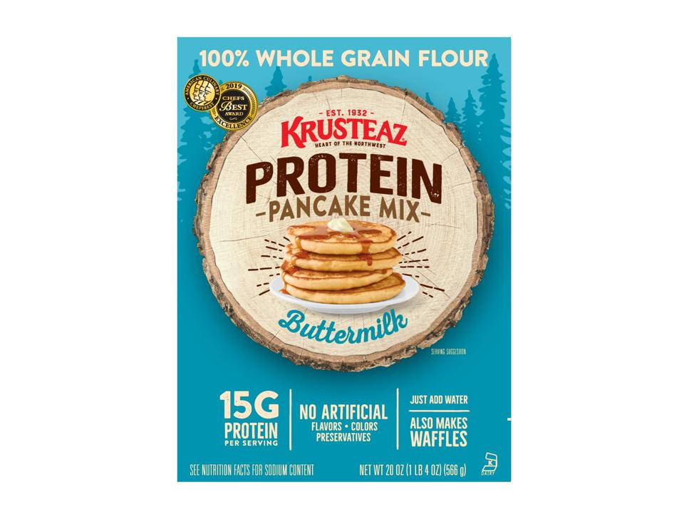 Krusteaz Buttermilk Protein Pancake Mix
