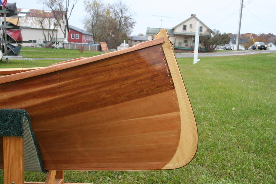 Adirondack Guideboat cedar boats