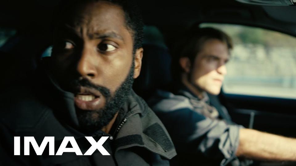 Tenet IMAX