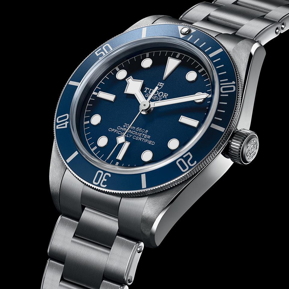 The Tudor Black Bay 58 Navy Blue.