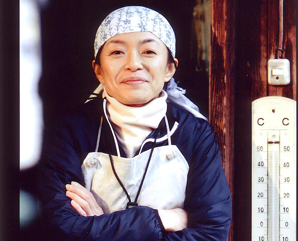 Miho Imada is the owner and brewmaster of the Imada Brewery in Hiroshima, which was founded in 1868.
