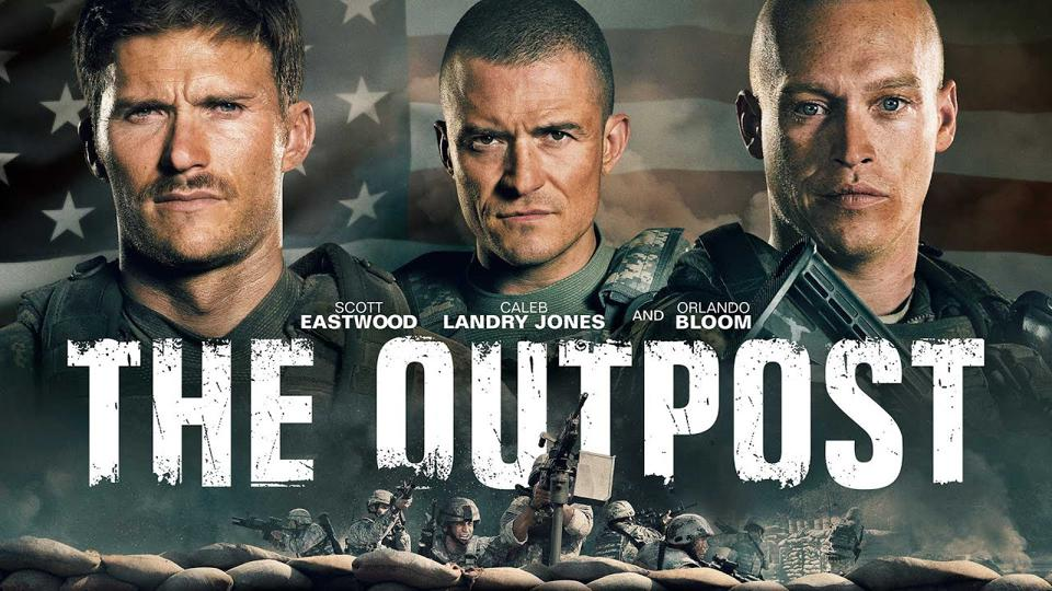 Scott Eastwood, Caleb Landry Jones and Orlando Bloom in Rod Lurie's 'The Outpost'