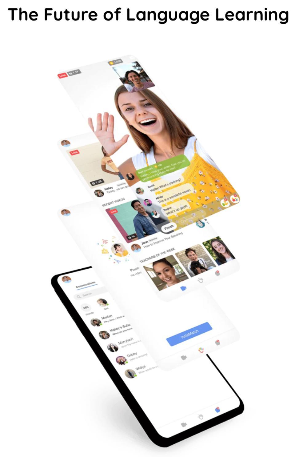 Hallo smartphone app.