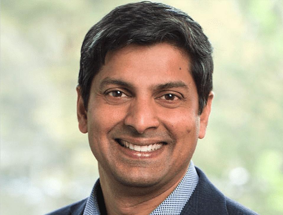 Headshot: Pradeep (Paddy) Rathinam, Freshworks Chief Customer Officer