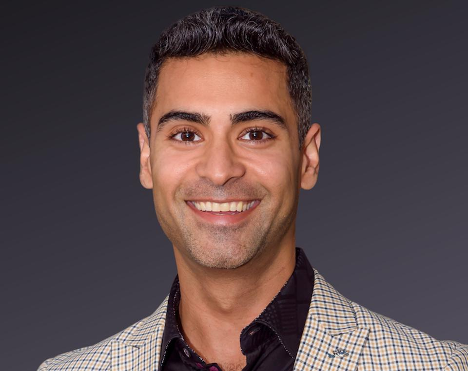 Headshot: Raj Singh, founder and CEO of Go Moment