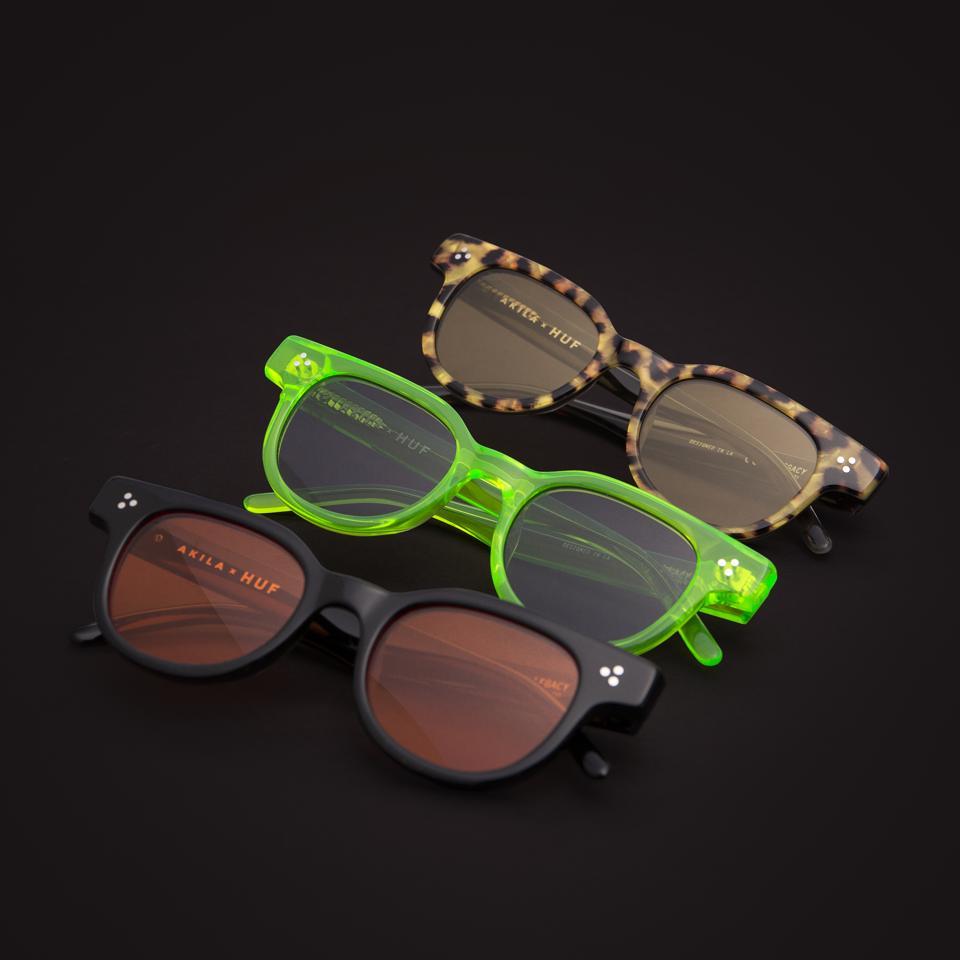 HUF x AKILA Legacy Sunglasses