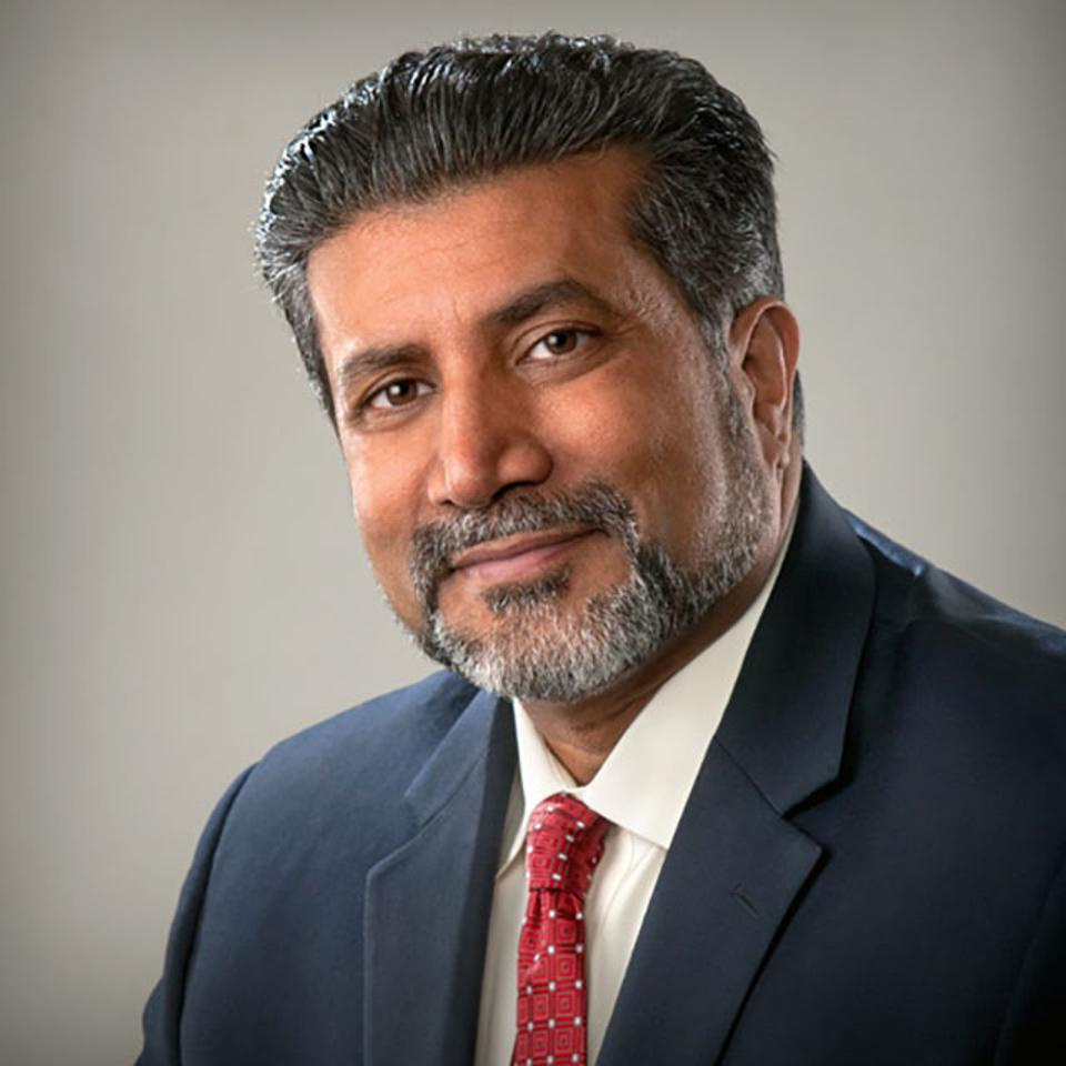 Sufel Barkat, vice president of human resources information systems for Gallagher.