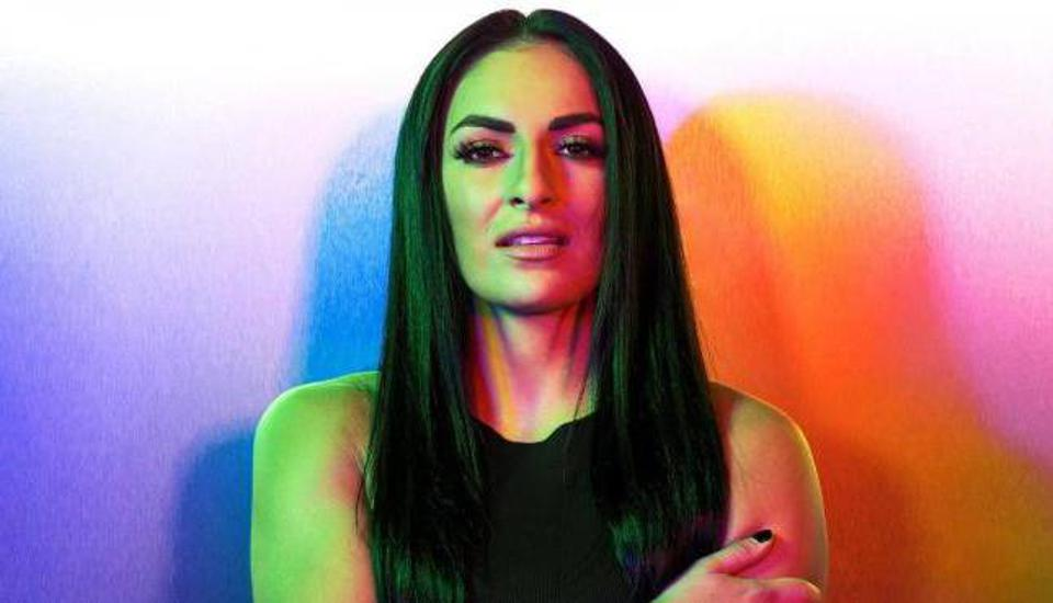 Sonya Deville is WWE's first openly gay female Superstar.