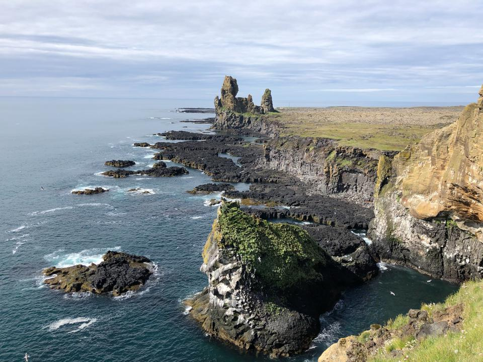 Iceland coronavirus COVID-19 tourism travel