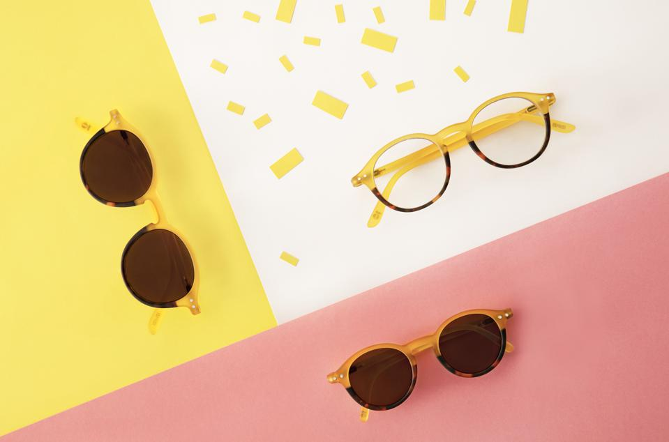 The French eyewear brand celebrates its 10th Birthday with this joyful capsule collection.