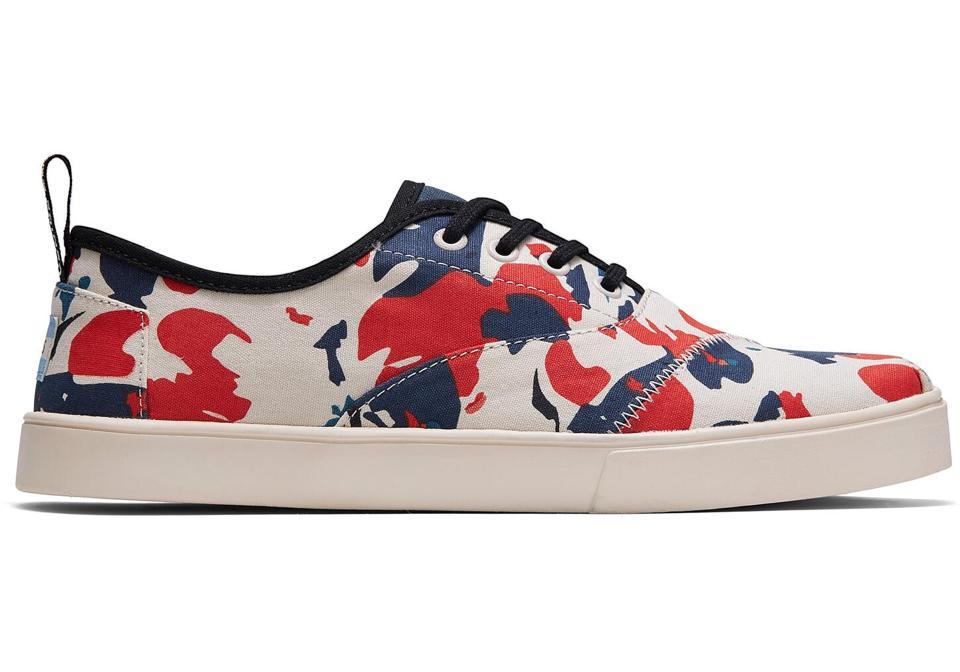 TOMS Koi Camo Cordones Sneakers
