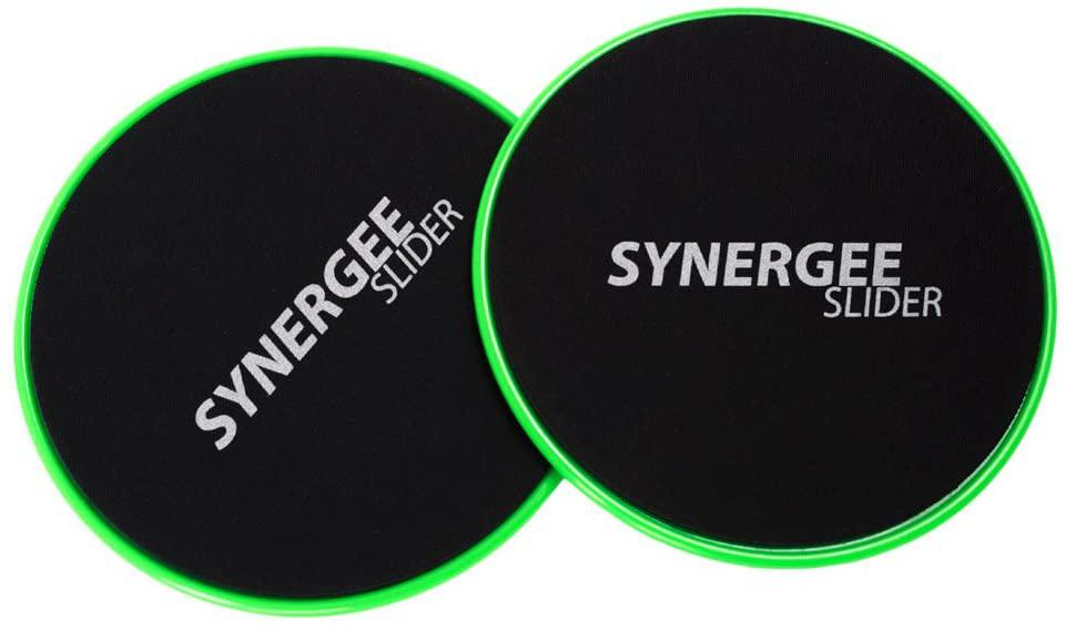 Celebrity Fitness: Synergy Sliders Gliding Discs