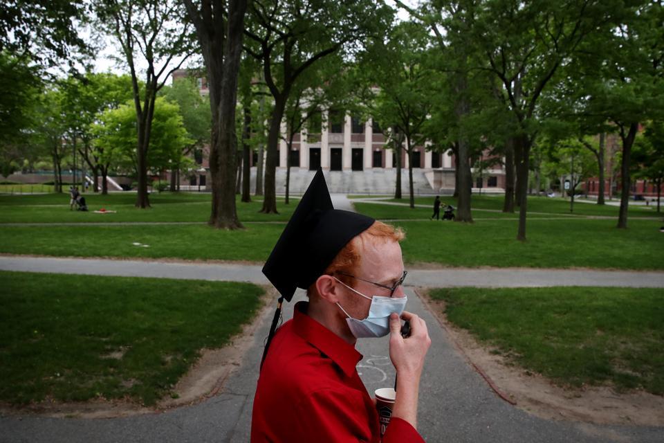 Harvard Virtual Commencement