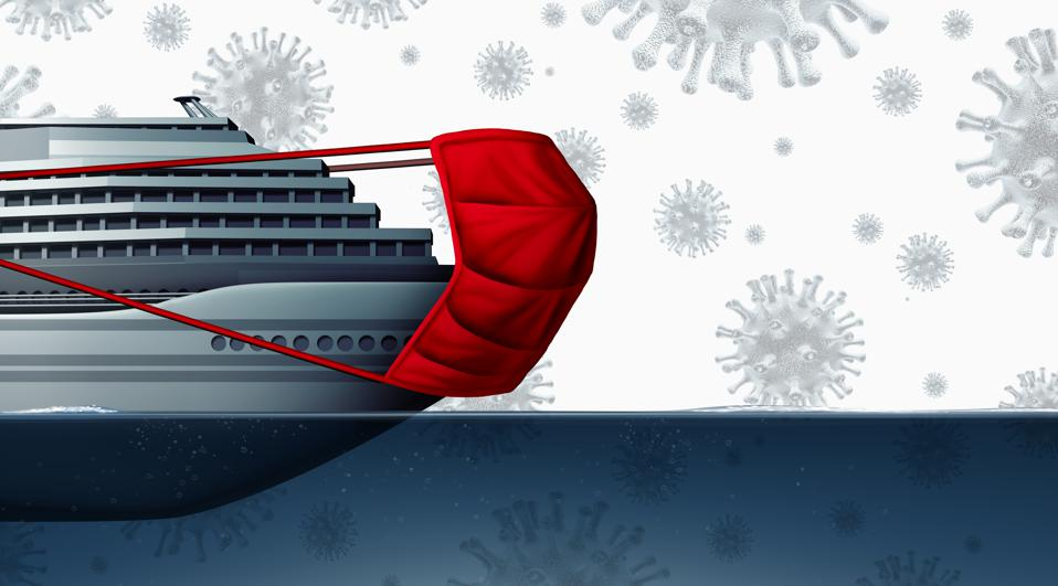"""CThe """"Healthy Sail Panel"""" is poised to provide life support to the cruise industry.ruise Liner Disease Outbreak"""