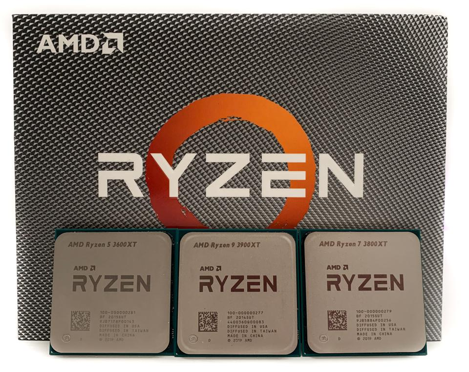 Amd Ryzen 3600xt 3800xt And 3900xt Review Should You Upgrade Or Buy Intel Instead