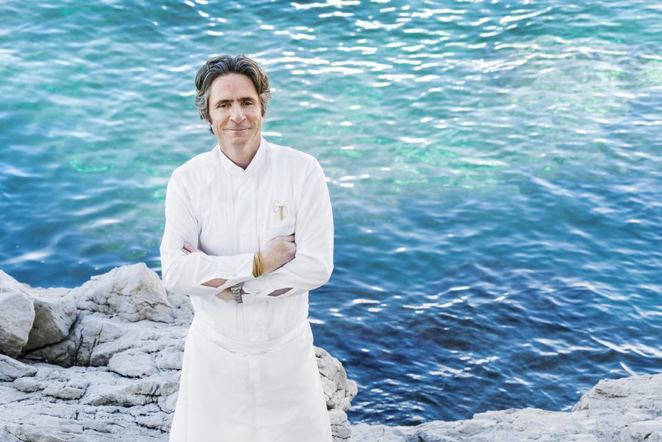 French chef Gérald Passedat
