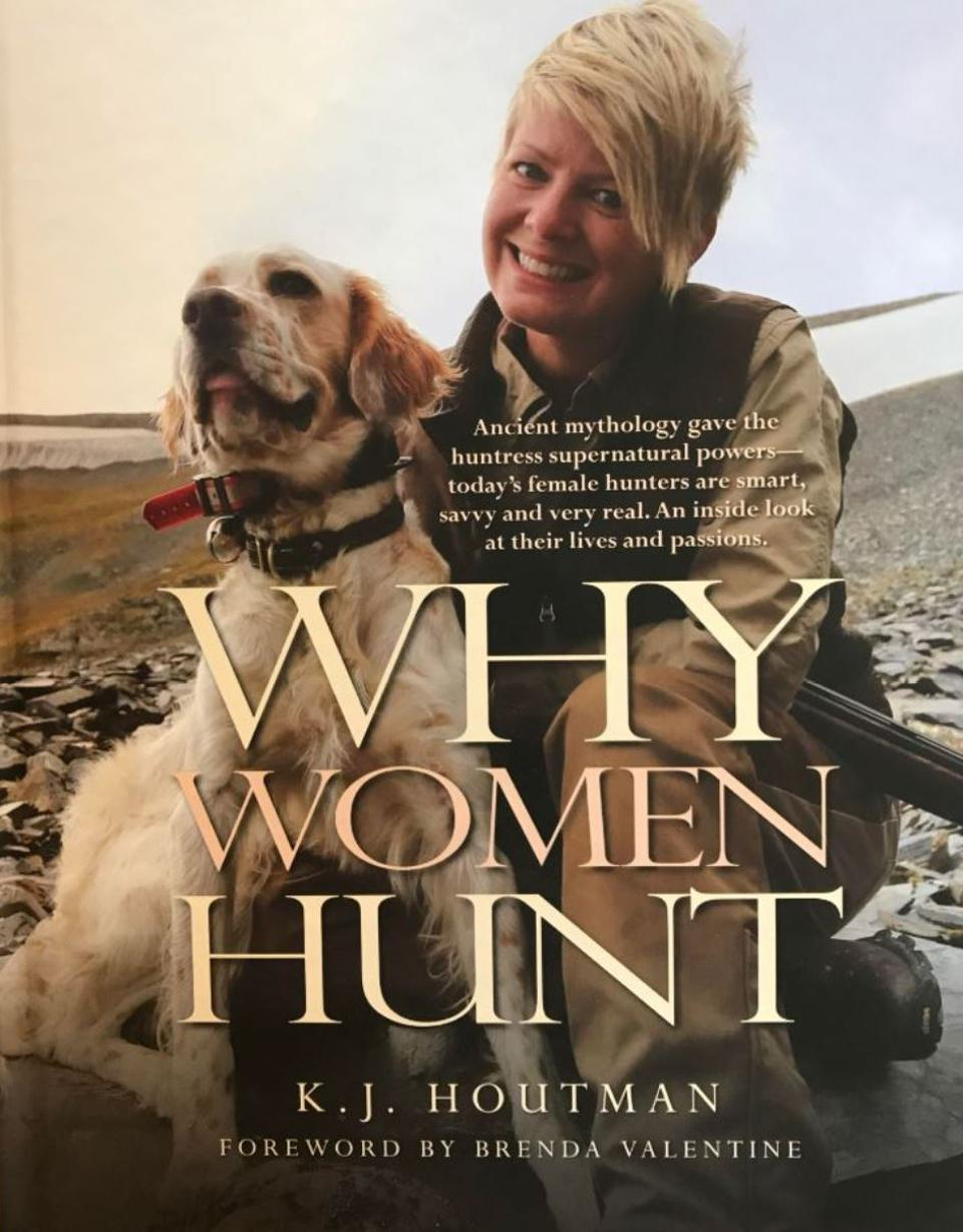 Why Women Hunt Book Cover