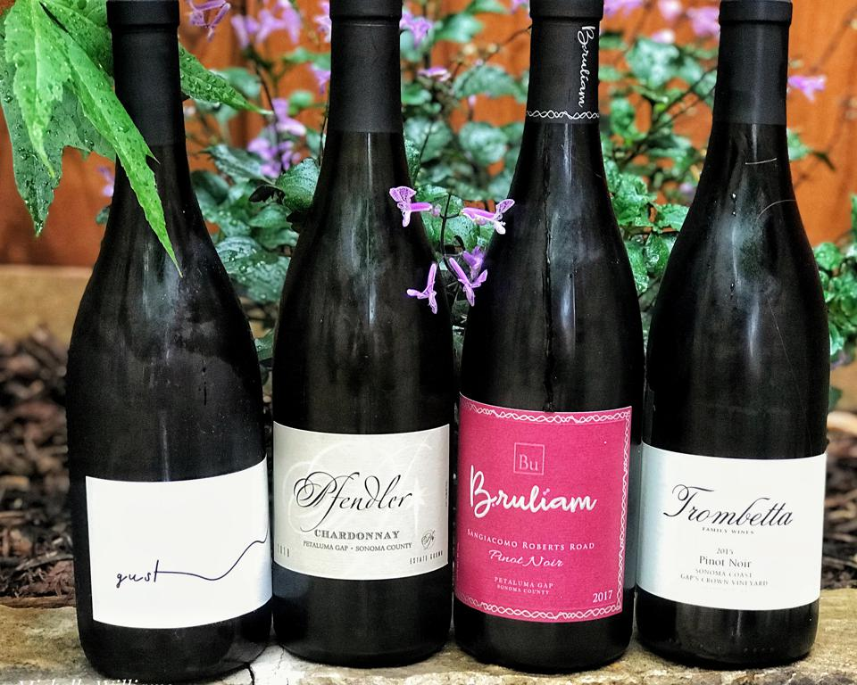 The women of Petaluma Gap AVA  harness the wind to create these outstanding wines.