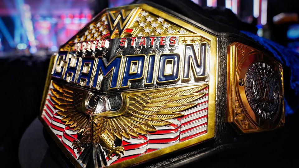WWE's New U.S. Title Sparks Mixed Reaction On Twitter