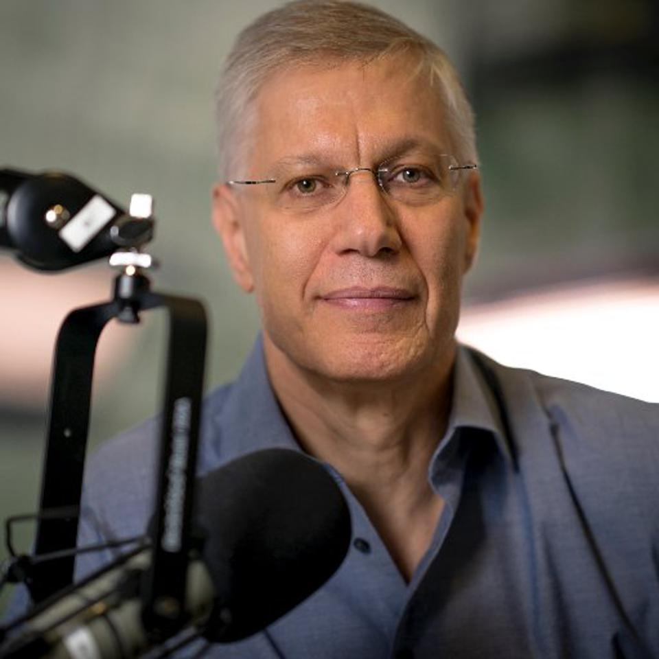 Yaron Brook, Chairman of the Ayn Rand Institute, Co-author of Free Market Revolution & Equal is Unfair, Host of The Yaron Brook Show