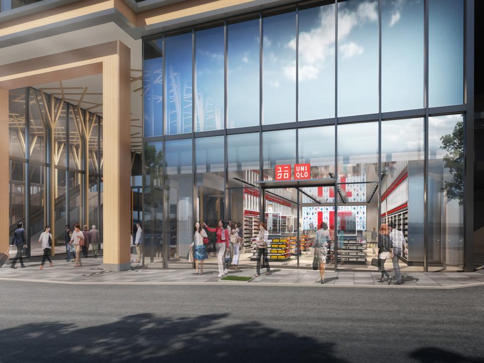 Fast Retailing to unveil Uniqlo Harajuku