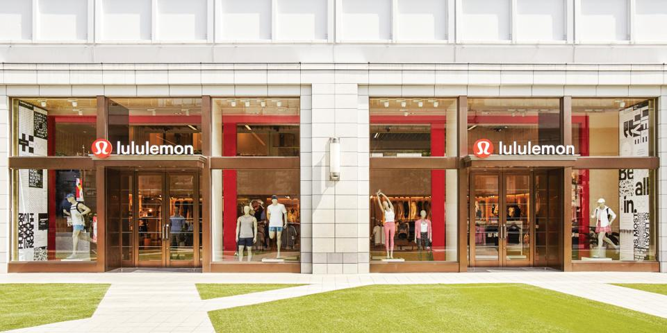 Lululemon opens its Tokyo flagship on Roppongi Hill, its largest store in Asia