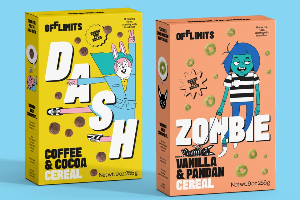 OffLimits' Dash and Zombie Boxes