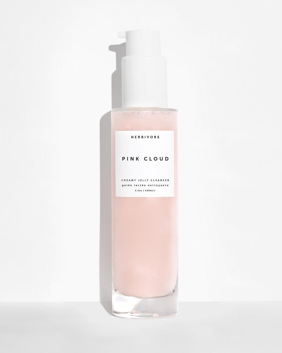 Pink Cloud Cleanser contains all natural ingredients to make post facial cleansing tightness, dryness, and irritation a thing of the past.