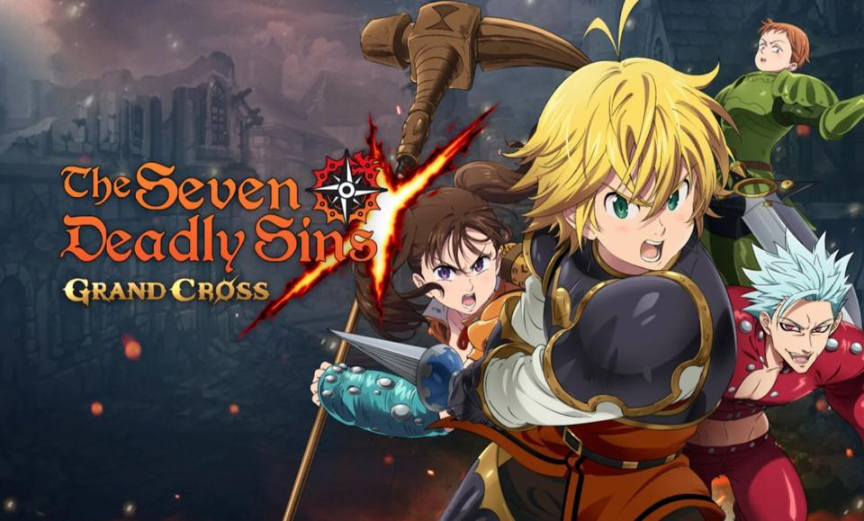Netmarble's The Seven Deadly Sins Grand Cross