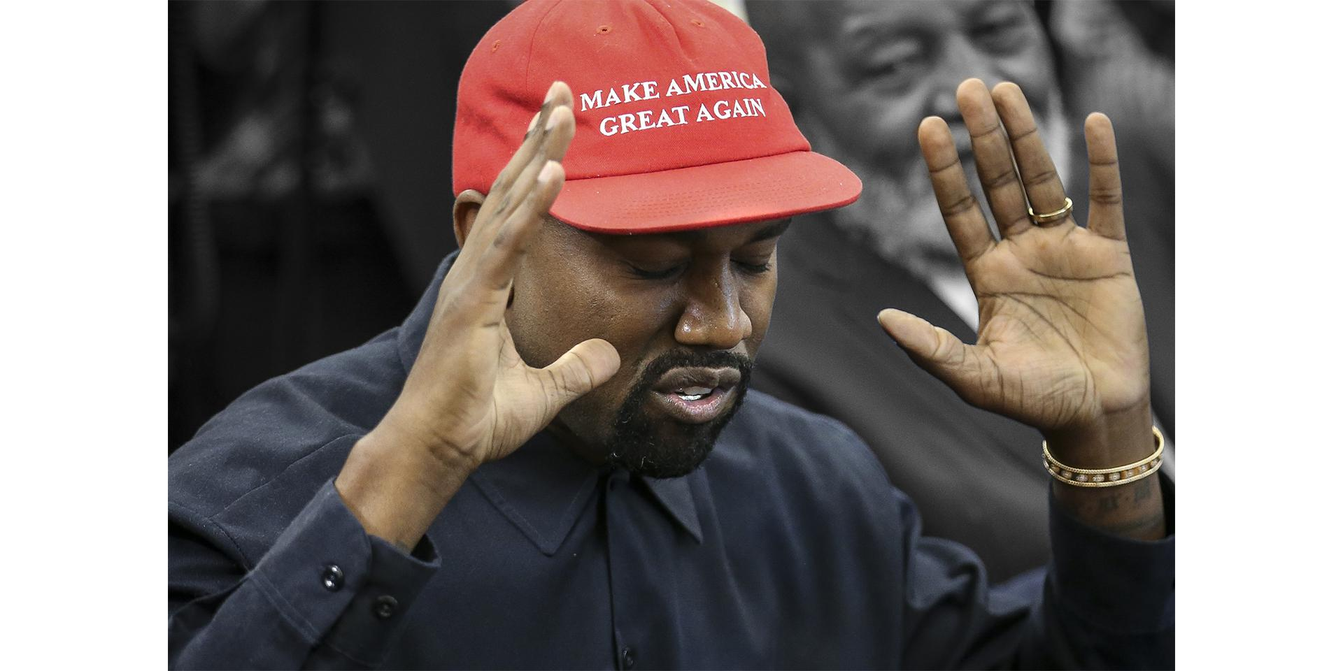 Kanye West Says He's Done With Trump—Opens Up About White House ...