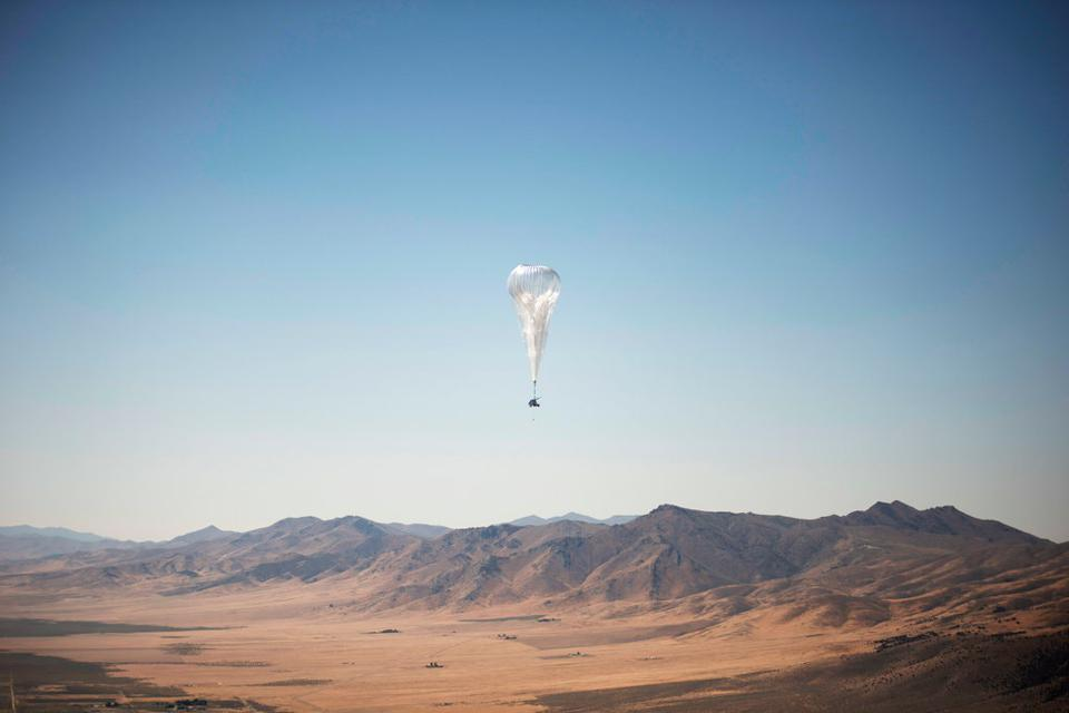Stratospheric Balloons Will Rain Tiny Electronic Spies From The Sky