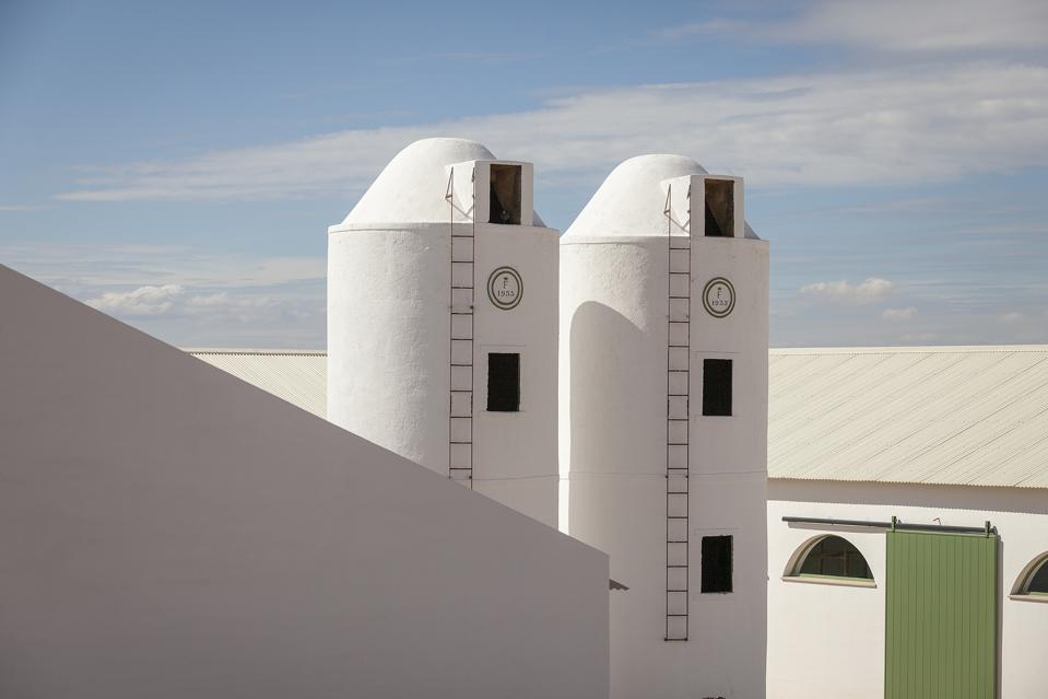 Aldeia de Cima winery, Portugal
