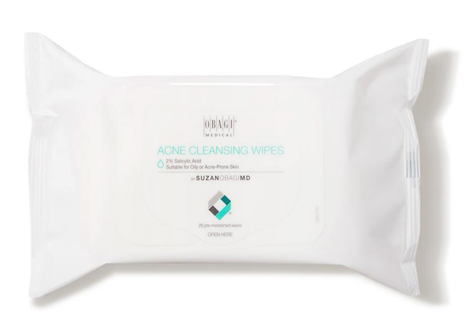 Obagi Acne Cleansing Wipes (25 count)