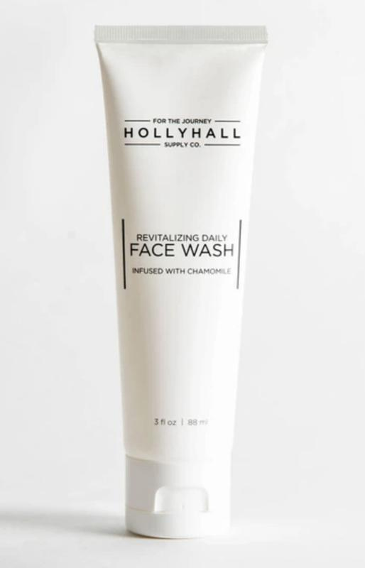 Holly Hall Supply Co. Revitalizing Daily Face Wash