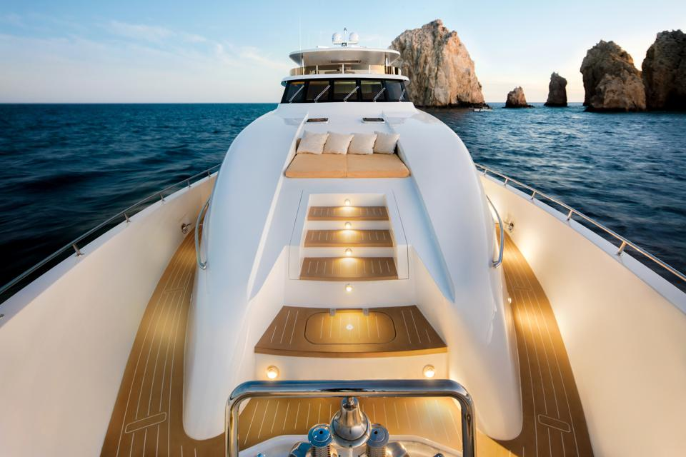 Northern Dream yacht in Los Cabos