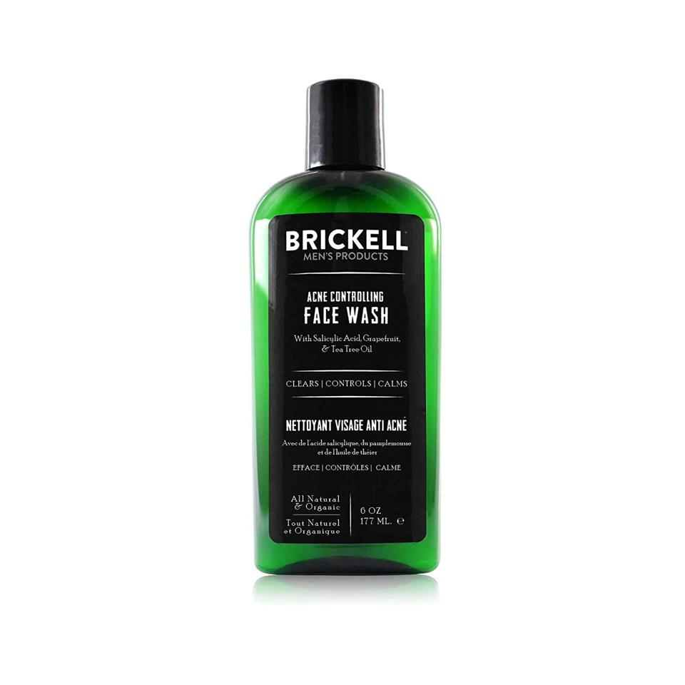 Brickell Acne Controlling Face Wash