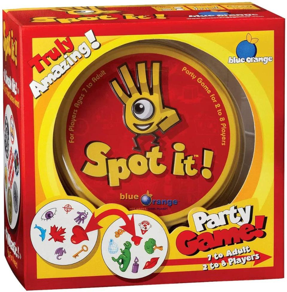 Spot It! game.