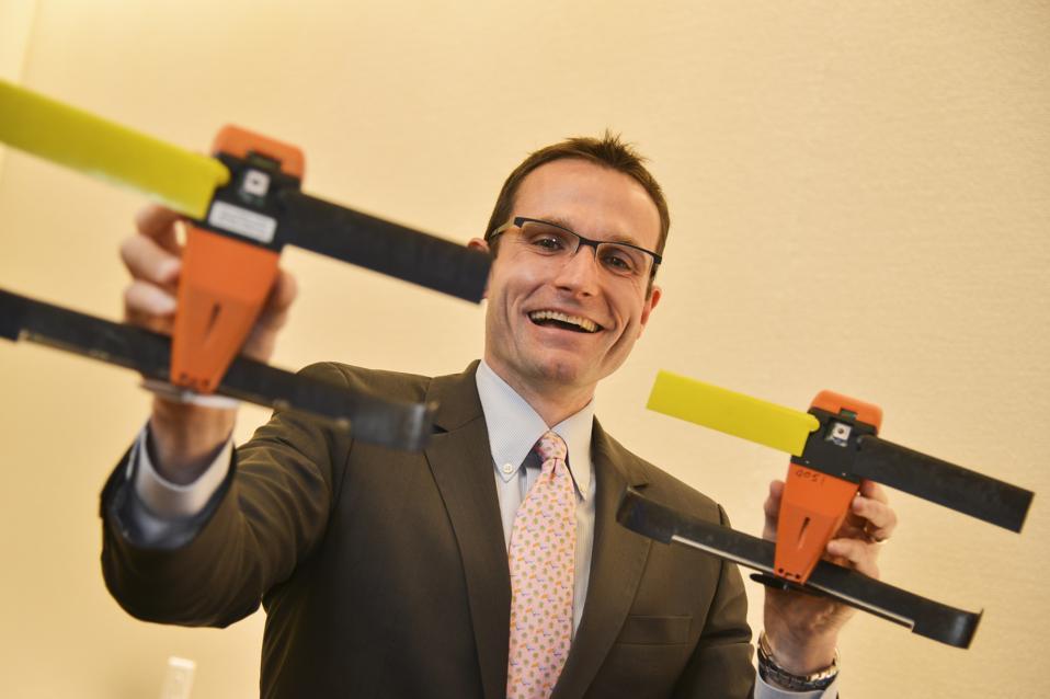 Skyborg: Swarming Micro Unmanned Aerial Vehicles