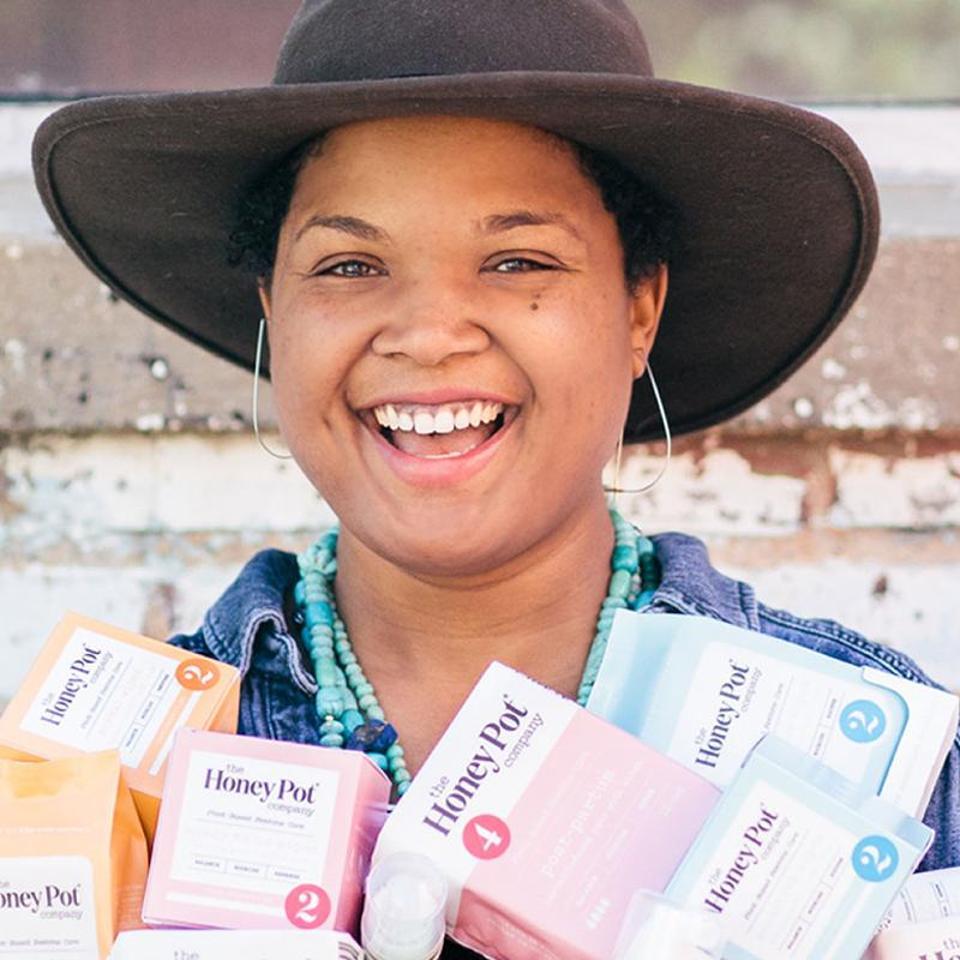 The Honey Pot Co Founder Bea Dixon