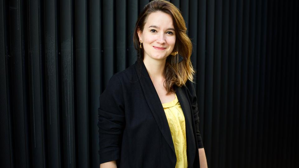Portrait of Melanie Marcel