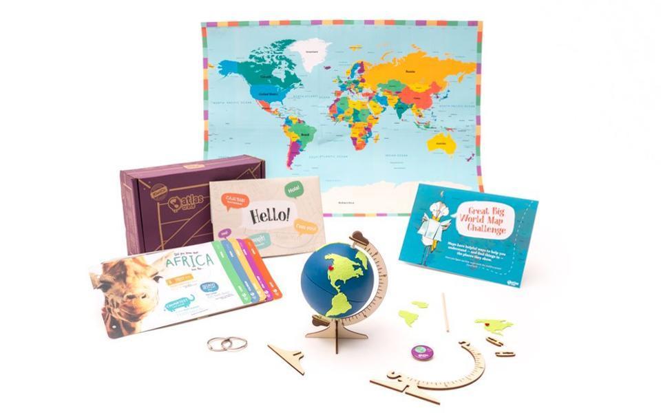 KiwiCo Atlas Box
