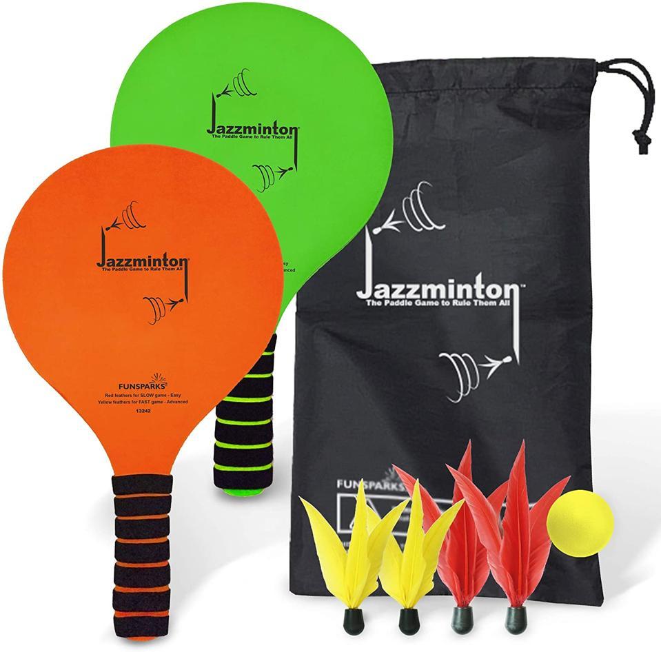 Funsparks Jazzminton Set