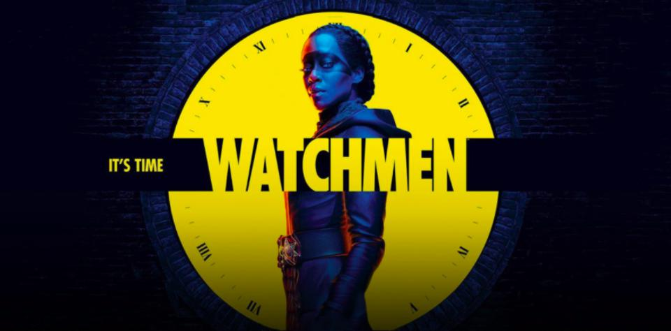 ″Watchmen″ airs on HBO.