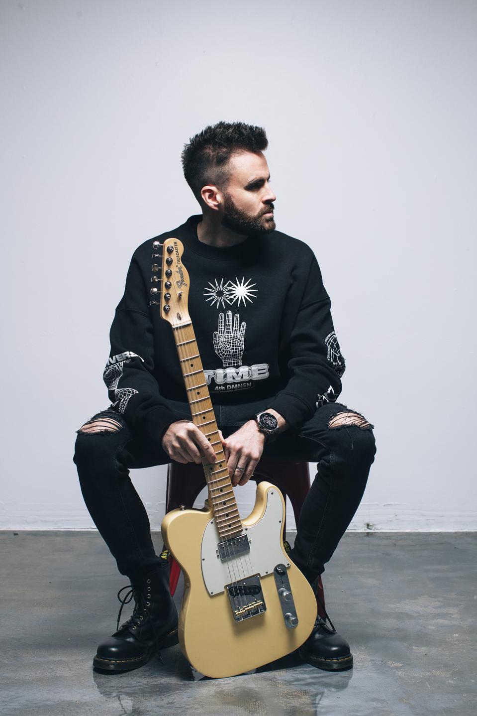 Gareth Emery is the co-founder of Garuda Music.