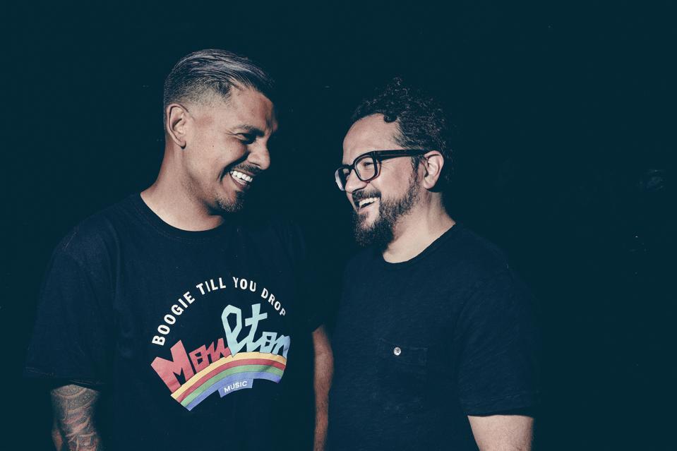 Mark Farina and Homero Espinosa.