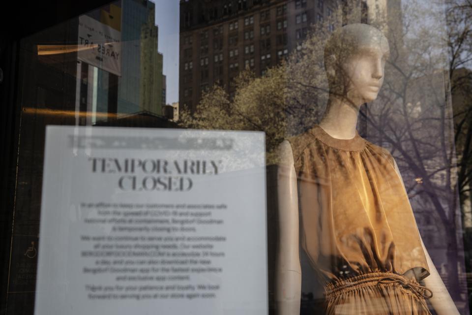 Business closes shop nationwide in response to Coronavirus pandemic
