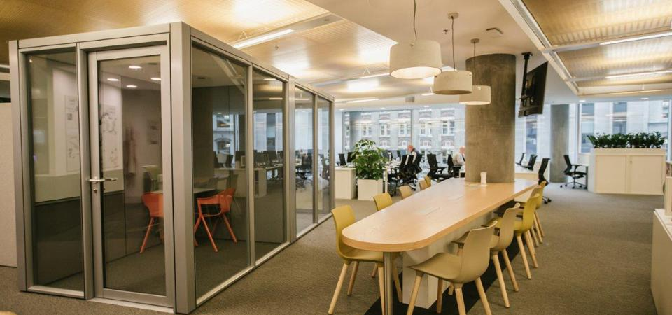 An office of the future