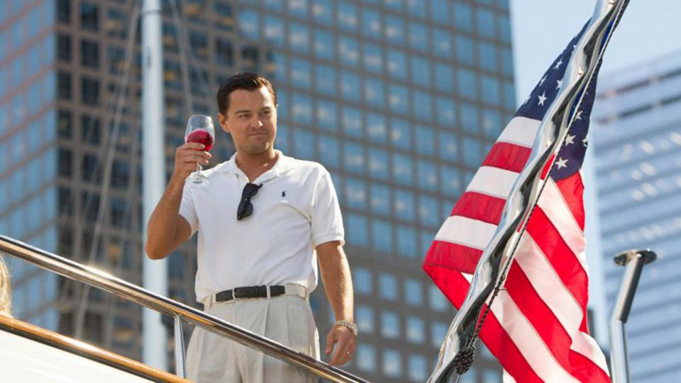 wolf of wall street capture